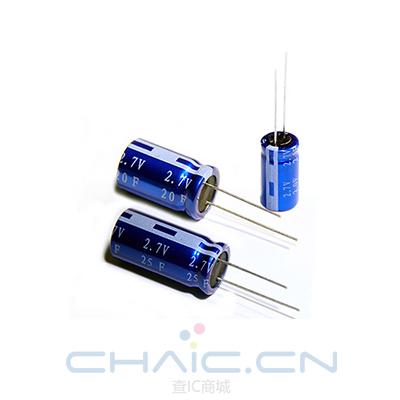 SE-5R5-D104VYC3H 超级电容 5.5V-0.1F C型