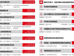 2021慕尼黑上海电子展览会同期论坛大公开!,赶快制定你的参会行程表吧!